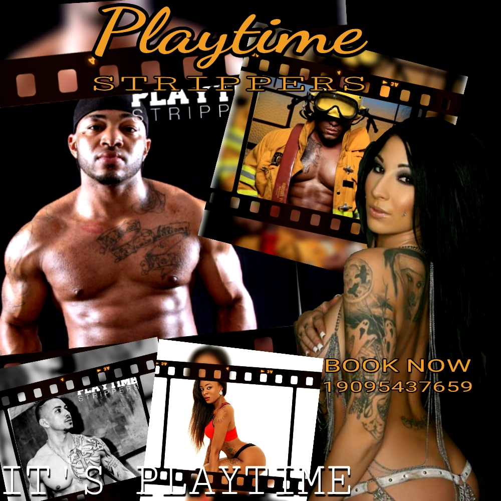 PLAYTIME STRIPPERS CALIFORNIA